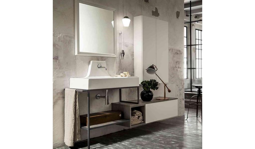 Progetto bagno cerasa - Progetto bagno paderno ...